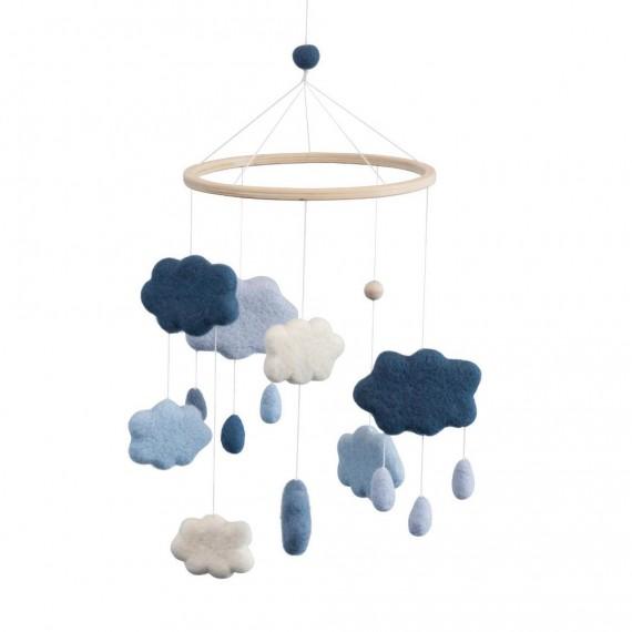 Sebra - Mobile nuages en...