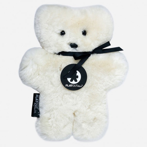 Flatout Bear - Peluche Milk GM