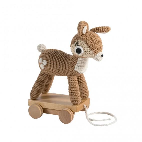 Sebra - Bambi en crochet à...