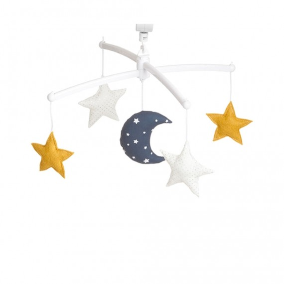 Pouce et Lina - Mobile Lune...