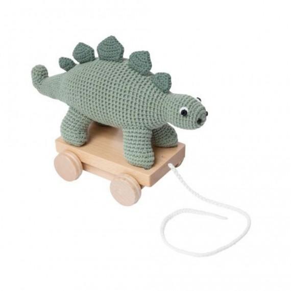 Sebra - Dino en crochet à...