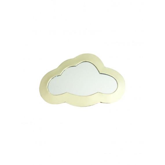 Maison Plune - Miroir nuage