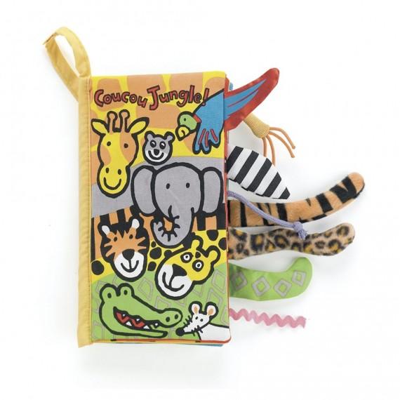 Jellycat - Livre d'éveil...
