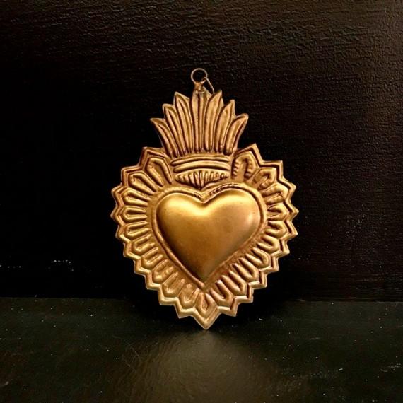 BonCoeurs - Coeur Dipika gold
