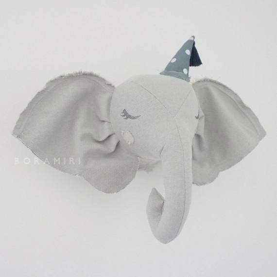 Boramiri - Trophée éléphant...