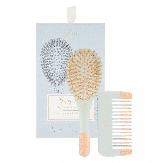 Bachca - Baby hair kit blue...