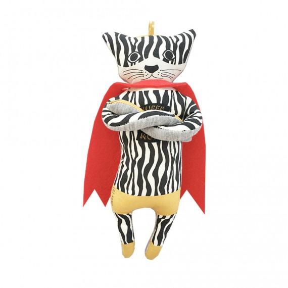 Lili Moko - Super Moko zebra