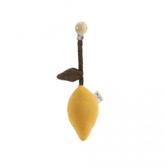 Konges Slojd - Hochet citron