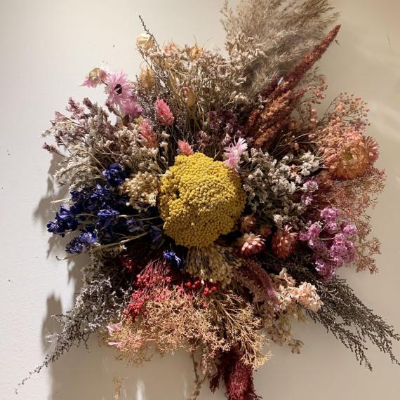 Naman Project - Fleurs séchées