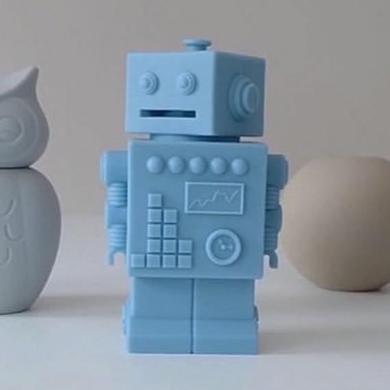 KG Design - Tirelire robot...