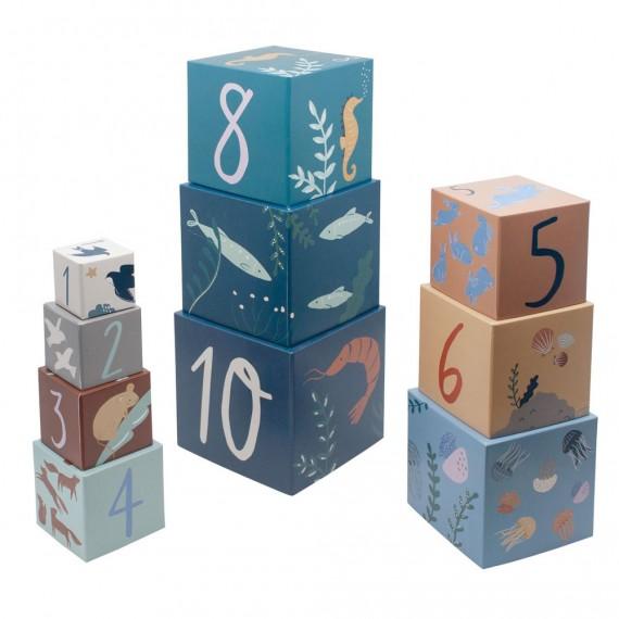 Sebra - Blocs cubes...