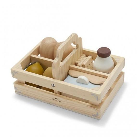 Konges Slojd - Wooden Food Box