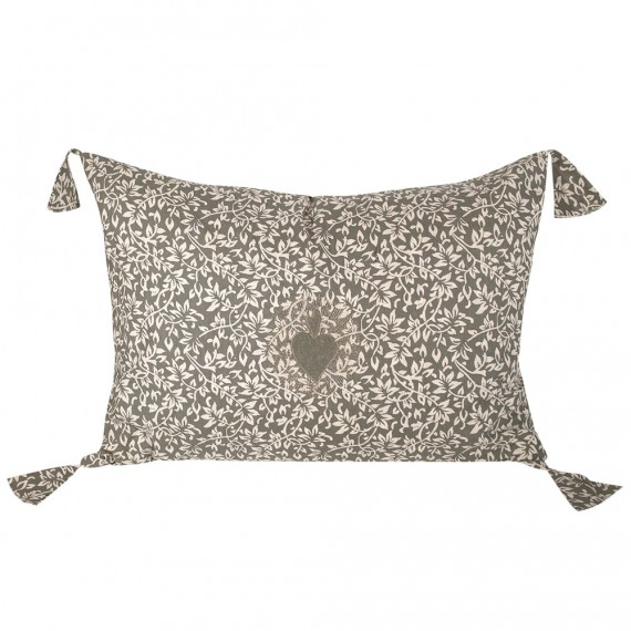 BonCoeurs - Coussin brode...