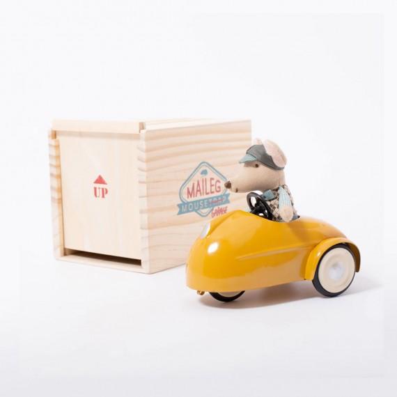 Maileg - Mouse car garage...