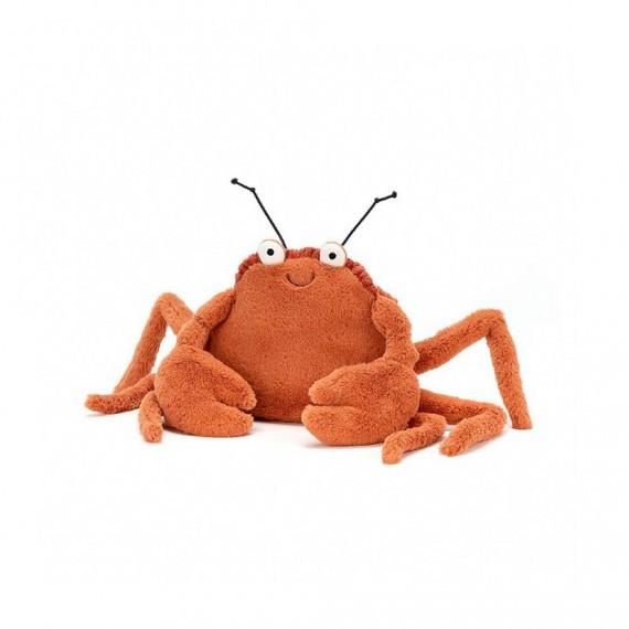 Jellycat - Peluche Crabe...