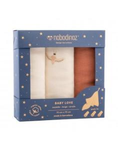 Nobodinoz - Box 3 langes...