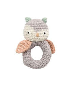 Sebra - Hochet crochet,...
