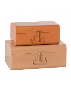 Maileg - Lot de 2 valises...