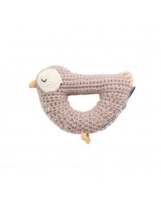 Sebra - Hochet en crochet...