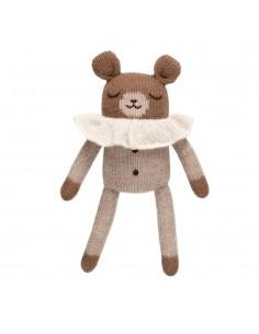 Main Sauvage - Doudou Teddy...