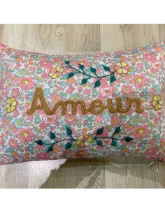 """CSAO - Coussin """"AMOUR""""..."""